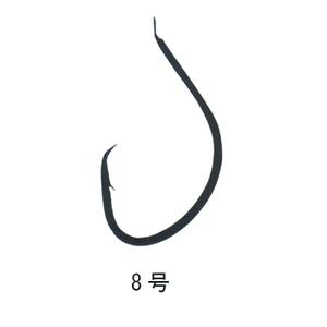 がまかつ(Gamakatsu) ムツ鈎 8号 金