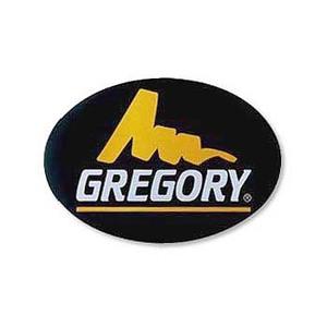 GREGORY(グレゴリー) アルミステッカー(丸型)