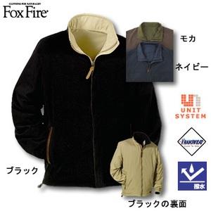 Fox Fire(フォックスファイヤー) トランスウェットマイクロリバーシブルジャケット ブラック XL