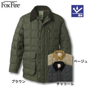Fox Fire(フォックスファイヤー) ポータブルダウンコート ベージュ XL