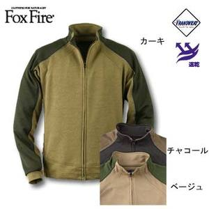 Fox Fire(フォックスファイヤー) TSサーマルアリエスカストレッチジャケット カーキ S