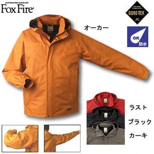 Fox Fire(フォックスファイヤー) GTXエアリアルジャケット ブラック M