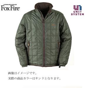 Fox Fire(フォックスファイヤー) バウンダリーリバーシブルジャケット サンド M