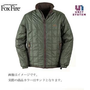 Fox Fire(フォックスファイヤー) バウンダリーリバーシブルジャケット サンド L