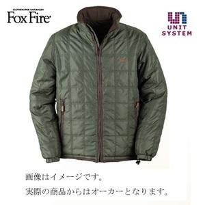 Fox Fire(フォックスファイヤー) バウンダリーリバーシブルジャケット オーカー L