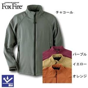 Fox Fire(フォックスファイヤー) アクティベイトソフトシェル チャコール S