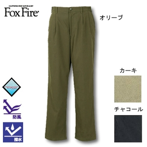 Fox Fire(フォックスファイヤー) ウィンドプルーフレイヤードパンツ カーキ S