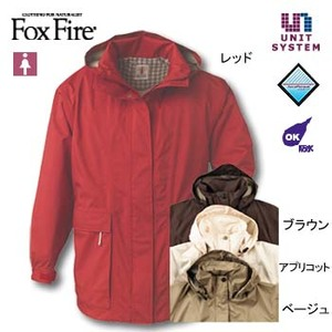 Fox Fire(フォックスファイヤー) エアロポーラスFWカメリアジャケット L レッド