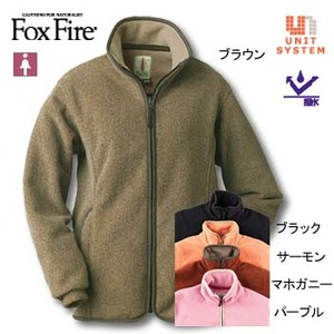 Fox Fire(フォックスファイヤー) ポーラライトジャケット L パープル