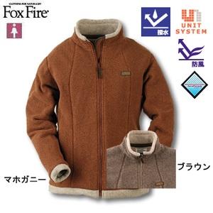 Fox Fire(フォックスファイヤー) ポーラトレイルウィンドジャケット L ブラウン