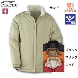 Fox Fire(フォックスファイヤー) ベテルスリバーシブルジャケット S ブラック