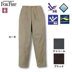 Fox Fire(フォックスファイヤー) ウィンドプルーフレイヤードパンツ S ブラック