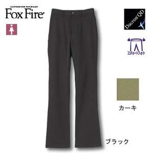 Fox Fire(フォックスファイヤー) QDウールCFストレッチパンツ L ブラック