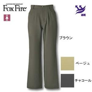 Fox Fire(フォックスファイヤー) サーモトロン2ウェイストレッチパンツ LP ブラウン
