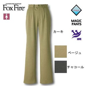 Fox Fire(フォックスファイヤー) トランスウェットサーマルウォームアップストレッチパンツ S チャコール