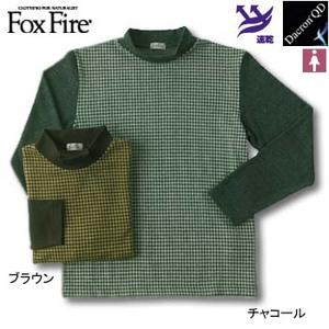 Fox Fire(フォックスファイヤー) QDCチドリジャカードモック S ブラウン
