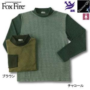 Fox Fire(フォックスファイヤー) QDCチドリジャカードモック L ブラウン