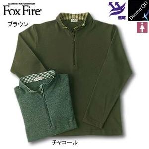 Fox Fire(フォックスファイヤー) QDCチドリジャカードジップ S ブラウン