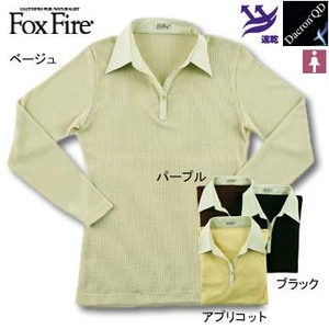 Fox Fire(フォックスファイヤー) QDソフトリブスキッパー L アプリコット
