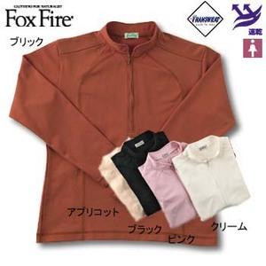 Fox Fire(フォックスファイヤー) TSサーマルT400モックL/S S アプリコット