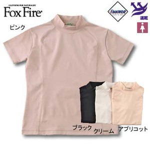 Fox Fire(フォックスファイヤー) TSサーマルT400モックS/S L ピンク