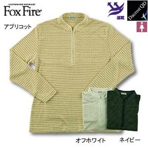 Fox Fire(フォックスファイヤー) QDパターンメッシュボーダー L アプリコット