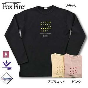 Fox Fire(フォックスファイヤー) トランスウェットサーマルT400ムーンエイジT L アプリコット