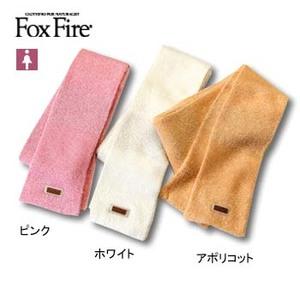 Fox Fire(フォックスファイヤー) ループヤーンニットマフラー フリー アプリコット
