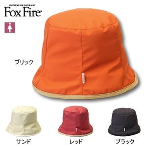 Fox Fire(フォックスファイヤー) ベテルスリバーシブルハット フリー レッド