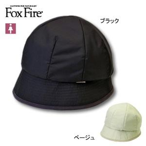Fox Fire(フォックスファイヤー) ピーチハット フリー ブラック