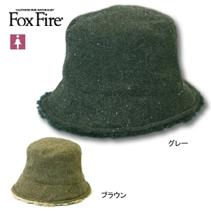 Fox Fire(フォックスファイヤー) ファーハット M グレー