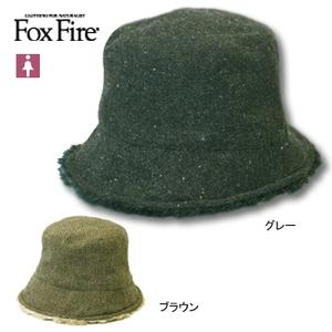 Fox Fire(フォックスファイヤー) ファーハット L グレー
