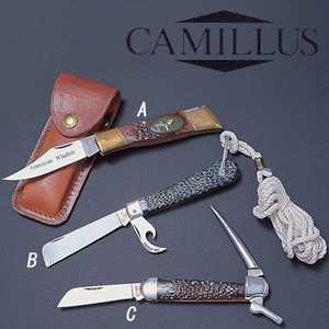 CAMILLUS(カミラス) カミラス・フォールディングハンター 208mm