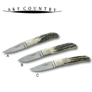 A&F COUNTRY(エイアンドエフカントリー) A&F COUNTRYシースナイフ ドロップハンター ココボロハンドル 188mm