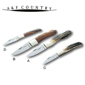A&F COUNTRY(エイアンドエフカントリー) A&F COUNTRYナイフ アーバンポケット スタッグハンドル 158mm