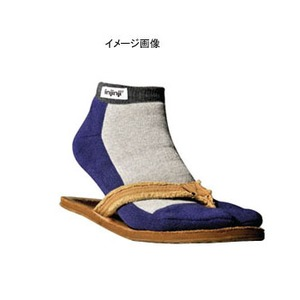 injinji(インジンジ) スプリット XL ネイビー