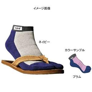 injinji(インジンジ) スプリット M プラム
