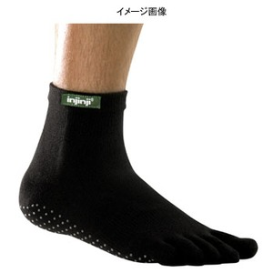 injinji(インジンジ) ヨガ M ブラック