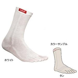 injinji(インジンジ) ライナー バンブー M タン