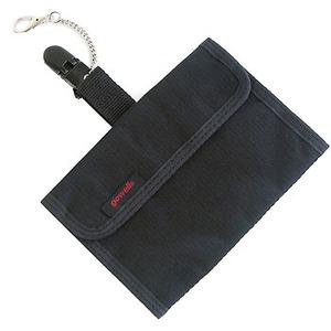 gowell(ゴーウェル) スマートポケット ヨコ型 ブラック