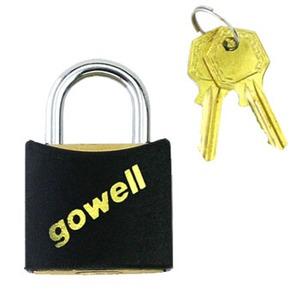 gowell(ゴーウェル) パッドロックS-20 S ブラック