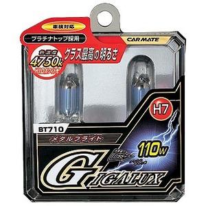 GIGALUX(ギガルクス) メタルブライト H7 55W