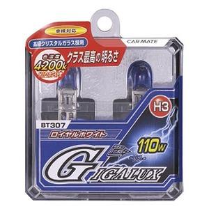 GIGALUX(ギガルクス) ロイヤルホワイト H3 55W