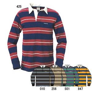 Columbia(コロンビア) モロンゴバレーラグビーシャツ XS 256(Tobacco)