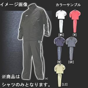 Champion(チャンピオン) ウィンドブレーカーシャツ L GR(グラファイ)