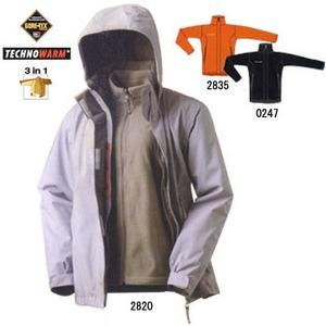 lafuma(ラフマ) LFV4684 LD PROTECTLINE TWIN Jacket M 0247(BLACK)