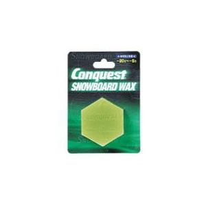 Conquest(コンケスト) スノーボードワックス1G
