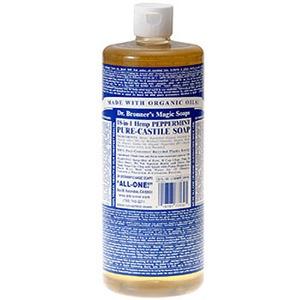 Dr.Bronner's(ドクターブロナー) ドクターブロナーマジックソープ 大 ペパーミントの香り