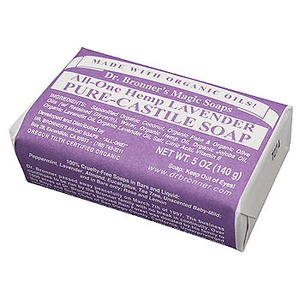 Dr.Bronner's(ドクターブロナー) ドクターブロナーマジックソープバー ラベンダーの香り
