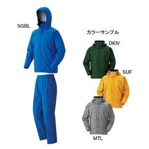モンベル(montbell) スーパーハイドロブリーズ レインウェア Men's S ダークアイビー(DKIV)